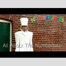 Numberjacks  All About The Numbertaker Youtube