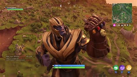 'Fortnite' Infinity Gauntlet Mode Tips - Where to Find It