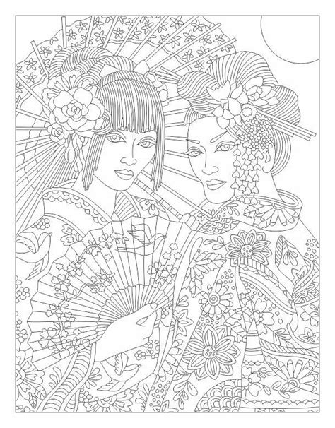 Pin by Handan Sönmez on Y | Coloring pages, Oriental art