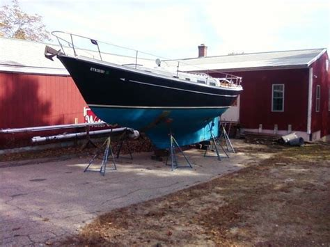 Boats For Sale In Noank Ct by Used 1977 Allied Princess Ketch Noank Ct 06340