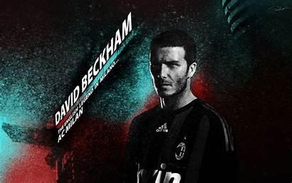 Beckham David Wallpapers Milan Ac Dark Wallpaperplay