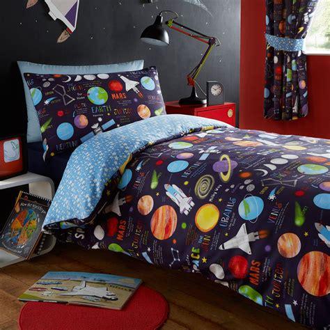 rocket duvet cover space rockets planets single junior duvet cover