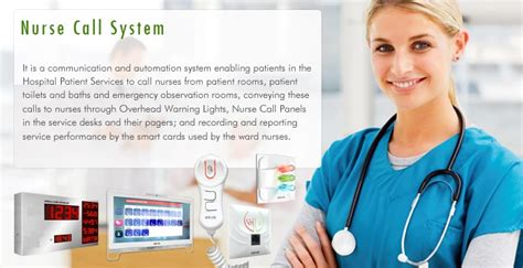 nurse call light systems aps embedded