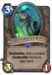Deathrattle Deck Frozen Throne by What Should We Expect From The Knights Of The Frozen