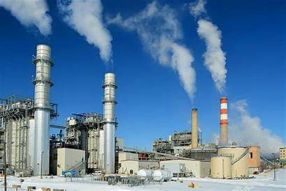 Carbon Dioxide Fossil Plant Pollution Power Fuel