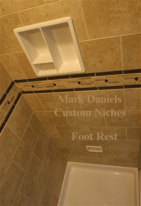 awesome  stand  shower   foot rest