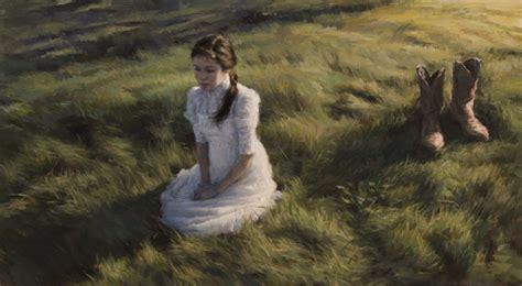 Melancholic Paintings Julio Reyes Beautiful