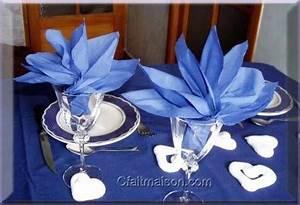 Pliage De Serviette En Papier Facile : exemple de pliage de serviette en papier origami pour ~ Melissatoandfro.com Idées de Décoration