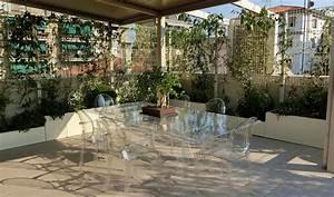 Terrazzo verde a Mestre (Venezia) Il Germoglio
