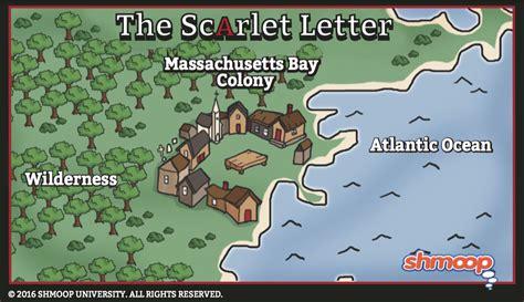 scarlet letter setting reverend arthur dimmesdale in the scarlet letter chart 28207