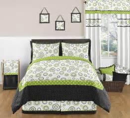 black lime green teen full queen size kid bedding comforter set girl boy bedroom ebay