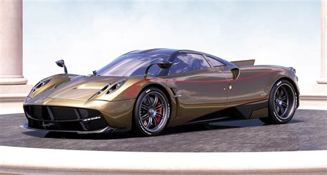 pagani launches  china  trio  special edition huayras