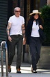 Daniel Day-Lewis holds hands with glamorous wife Rebecca ...