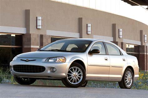06 Chrysler Sebring by 2001 06 Chrysler Sebring Consumer Guide Auto