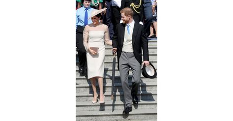 Harry and Meghan's First Appearance After Royal Wedding ...