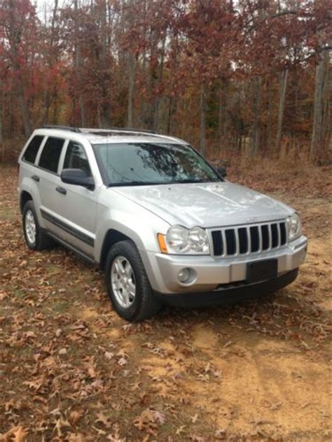 jeep cherokee sport 2005 buy used 2005 jeep grand cherokee laredo 4 x 4 sport