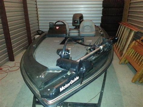Used Bass Boats Conroe Tx by 1993 Cajun Bass Boat For Sale