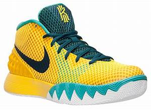 5580437344f0 Nike Kyrie 1  Tour Yellow  - Release Date - WearTesters