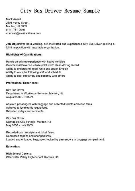 Sle Resume Template Cdl Class A Driver Resume Sales Driver Lewesmr