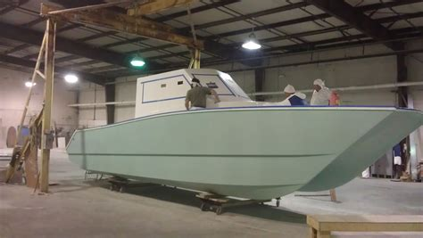 Freeman Boats 37 by Freeman 37 Page 3 The Hull Boating And