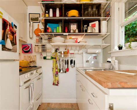 storage ideas for small kitchens smart ways to organize a small kitchen 10 clever tips 8375