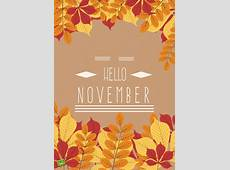 November Wallpapers for Mobile iPhone Android PixelsTalkNet