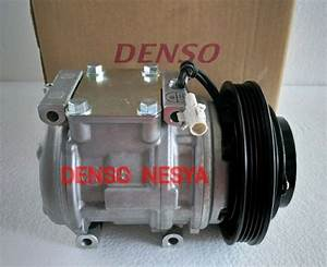 Jual Compressor Compresor Kompresor Ac Mobil Toyota Soluna Lengkap Merk   Denso Asli   Original