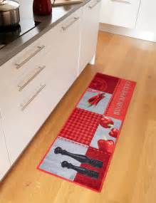 tapis pour cuisine original tapis de cuisine spicy moderne et de qualité
