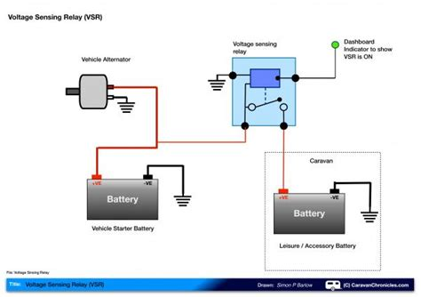 Neg Relay Switch Wiring Diagram by Isolated Battery Need Pos Neg Earth Isolated Page 2