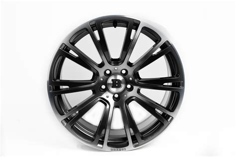 Brabus Mercedes Wheels by Brabus Wheel 1 Mercedes Tuning Mag