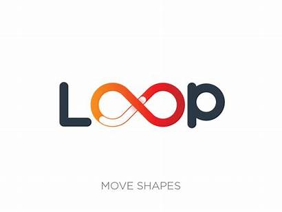 Infinity Loop Animation Motion Dribbble Loader
