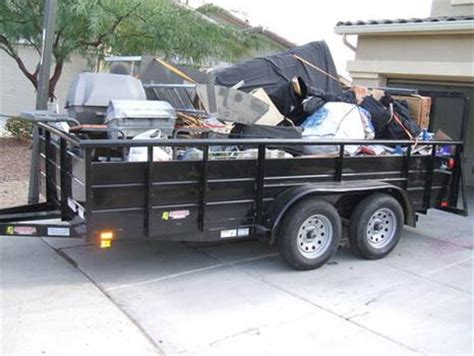 hauling service  junk removal san angelo tx truck