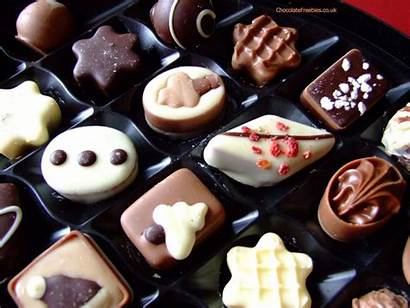 Chocolate Chocolates Christmas Wallpapers Yummy Gift Yummmm