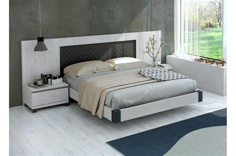 tete de lit chambre lit contemporain chevets tête de lit originale novomeuble