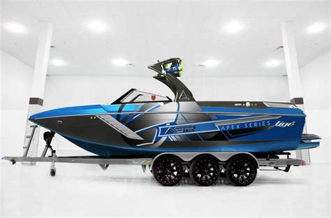 Tige Boats Nz by Tige Boats Asr Float