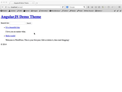 angularjs create template by clicking use angularjs custom directives in a theme