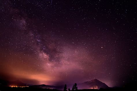 Free Images Mountain Star Milky Way Atmosphere