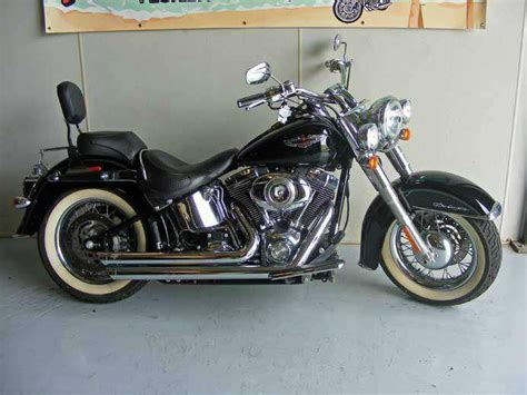 2007 Harley Davidson Softail Deluxe by 2007 Harley Davidson Flstn Softail Deluxe For Sale On 2040