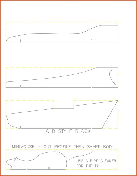 Templates For Pinewood Derby Cars Free by Pinewood Derby Car Templates Pdf Calendar Templates