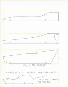 Pinewood derby car templates pdf online calendar templates for Free templates for pinewood derby cars
