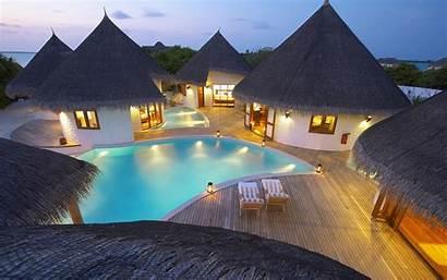 Luxury Resort Wallpapers Desktop 4k