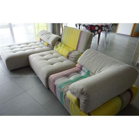 tout salon canapé canapé roche bobois tissu kenzo roche bobois