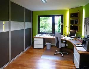 Schrankwand Mit Integriertem Schreibtisch : arbeiten ~ Watch28wear.com Haus und Dekorationen