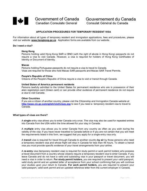 letter  invitation  canadian visavisa invitation