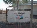 Camp Le Monier / Lemonier / Lemonnier, Djibouti (CLDJ)