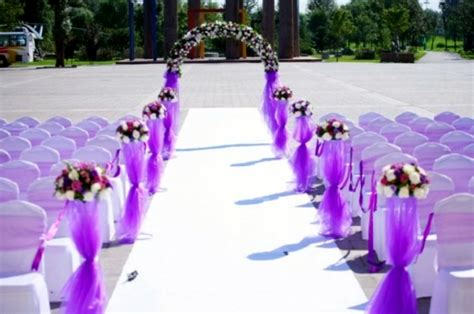 Wedding Decor With Floral Decoration Cool Wedding