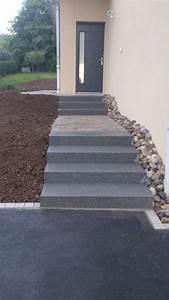 Hauteur Marche Escalier Extérieur : marche escalier exterieur ~ Farleysfitness.com Idées de Décoration