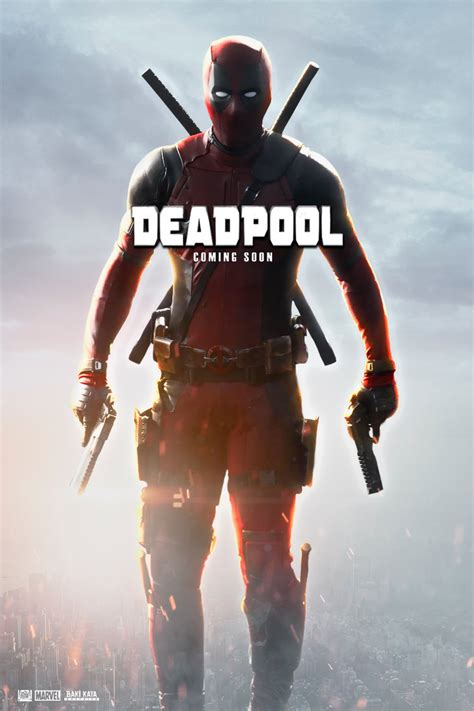 Deadpool (2016) Poster By Krallbaki On Deviantart
