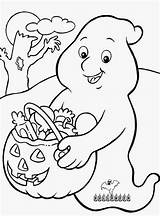 Halloween Ghost Coloring Pages Barn Rita Poltergeist Scary Template Fran Barnaktiviteter Websincloud Sparad sketch template