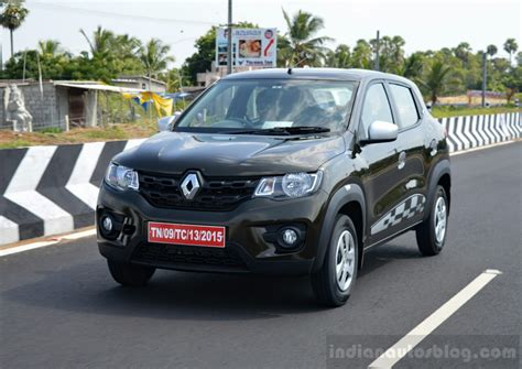 renault india renault kwid recalled for faulty fuel hose